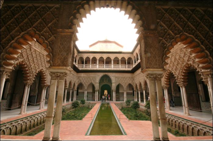 Sevilla's delightful Alcazar